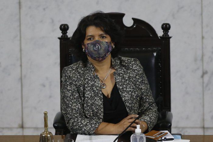 Yasna Provoste tras Cuenta Pública del Presidente Piñera: