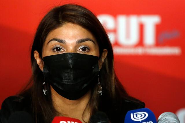 Silvia Silva (PS) asume como nueva presidenta de la CUT tras los nueve años de Bárbara Figueroa