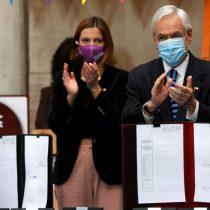 Presidente Piñera promulga bonos y beneficios tributarios para pymes