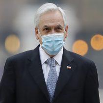 Presidente Piñera condena