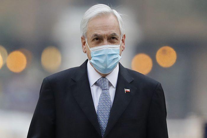 Presidente Piñera encabezará
