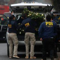 """Presidente Piñera en funeral de detective de la PDI Valeria Vivanco: """"Ojalá tengamos mejores leyes"""