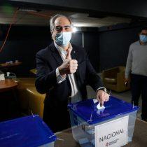Con más del 75% de las mesas escrutadas TS de RN declaró lista de Chahuan, representante del sector del Rechazo, vencedora en internas del partido