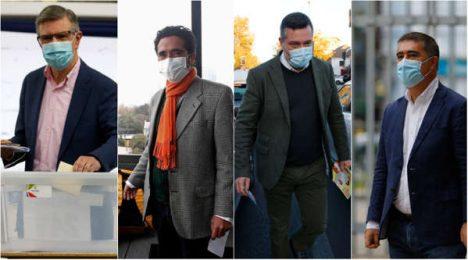 Radiografía a los pecados de Chile Vamos en la hora más crítica de la derecha