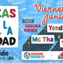Colectivo LASTESIS y Yorka serán las chilenas que se presentarán en evento Latinoamericano en favor a la igualdad de género