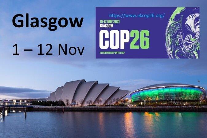 COP26 la última esperanza: cuatro objetivos para salvar el planeta