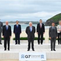 Reunión del G7: El plan para contrarrestar a China