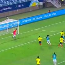 Gol de fantasía de Edwin Cardona da revancha a Colombia ante Ecuador en el debut en Copa América