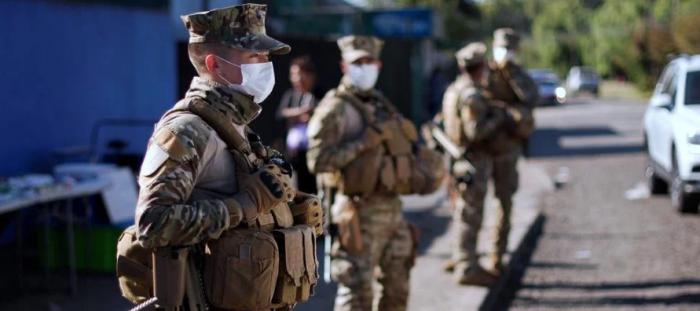 Militarismo y Nueva Constitución en Chile
