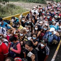 """Ministros de RREE de la Unión Europea y Canadá interpelan al mundo a """"hacer más por las personas refugiadas y migrantes venezolanas y sus comunidades receptoras"""