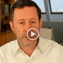 """Economista José De Gregorio en La Mesa: """"En Chile nadie piensa que la falta de rigurosidad fiscal sea beneficiosa"""""""
