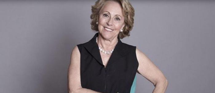 """Patricia Putkin, directora de Fundación Amanoz: """"Tener una nueva pareja a los 77 es como haberme sacado la lotería"""""""