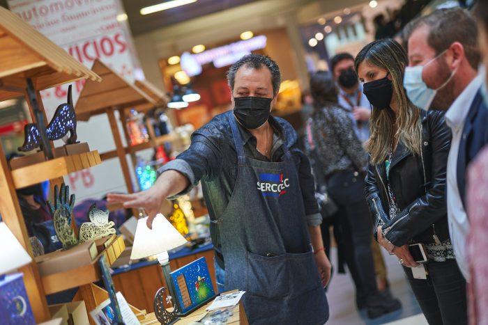 Mercado Emprende: una vitrina para emprendedores locales
