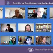 Matrimonio igualitario: Comisión de Constitución del Senado rechaza todas las indicaciones de Moreira y despacha proyecto
