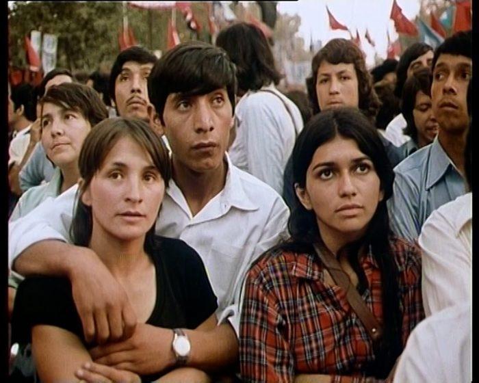 Exhiben película alemana filmada en 1973 con guión de Skármeta y cámara de Caiozzi