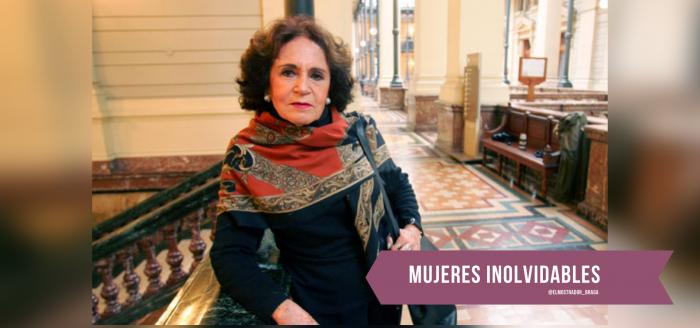 Fabiola Letelier: la defensora por los DDHH en dictadura que luchó por obtener justicia y reparación para las víctimas y sus familias