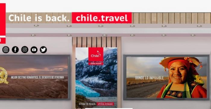 Chile Virtual Expo Tourism: la feria digital multimercado que busca reactivar el turismo nacional