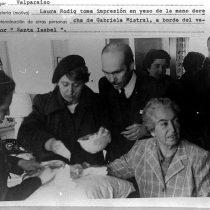 Tantaku celebra los 120 años de la artista y feminista Laura Rodig con difusión de documentos inéditos