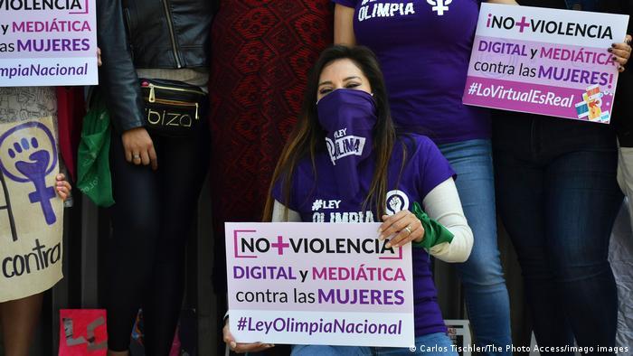México: entra en vigor «Ley Olimpia» contra el acoso digital