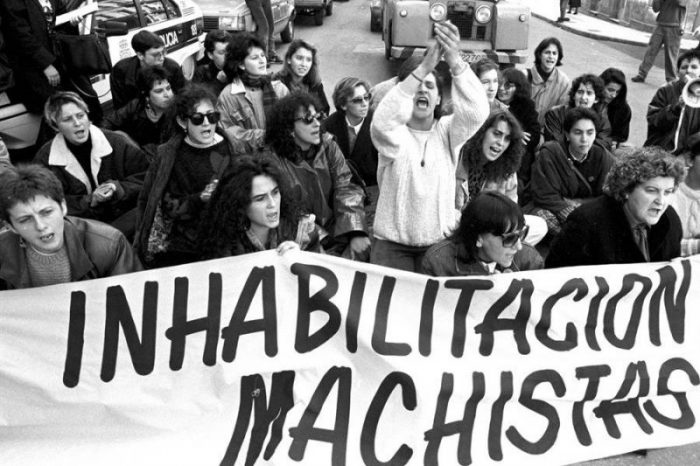 1989, el año en el que la violación dejó de ser un delito contra el honor