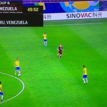 Una farmacéutica en la cancha: la publicidad de Sinovac en la Copa América