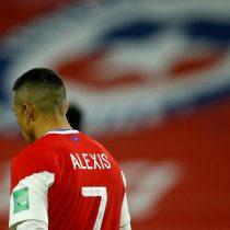 Alexis Sánchez se lesiona y queda fuera de la primera fase de la Copa América