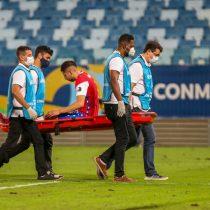 Parte médico de La Roja confirma lesiones de Maripán y Pulgar tras partido con Uruguay