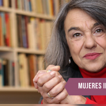 Sol Serrano, la historiadora que pasó a la historia al ser la primera mujer en obtener el Premio Nacional