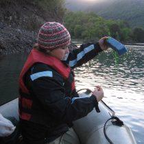 """Evelyn Habit, doctora en Ciencias Ambientales: """"Los ríos del centro sur del país se encuentran en una condición crítica y es necesario conocer sus puntos de no retorno"""""""