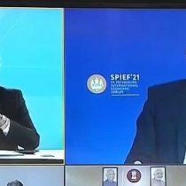 Fernández y Putin anuncian inicio de la producción de Sputnik-V en Argentina