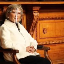 Histórica ceremonia de juramento: María Teresa Letelier se integra a la Segunda Sala Penal de la Corte Suprema