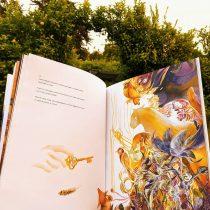 """""""El Corazón en la Montaña"""": Publican libro ilustrado para acercar la ciencia a los estudiantes a través del arte"""