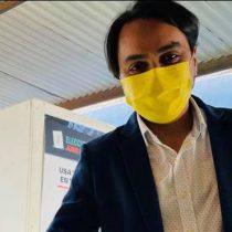 Lo da vuelta: Jorge Díaz supera segundo lugar obtenido en primera vuelta y se convierte en gobernador regional de Arica y Parinacota