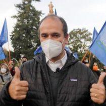 Triunfo inapelable: Rodrigo Díaz dobla en votos a su contrincante y se convierte en el nuevo gobernador regional del Biobío