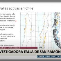 Comisión Investigadora citará a ministro de Vivienda, Seremi de Vivienda y a la Onemi por construcciones en Franja de falla de San Ramón