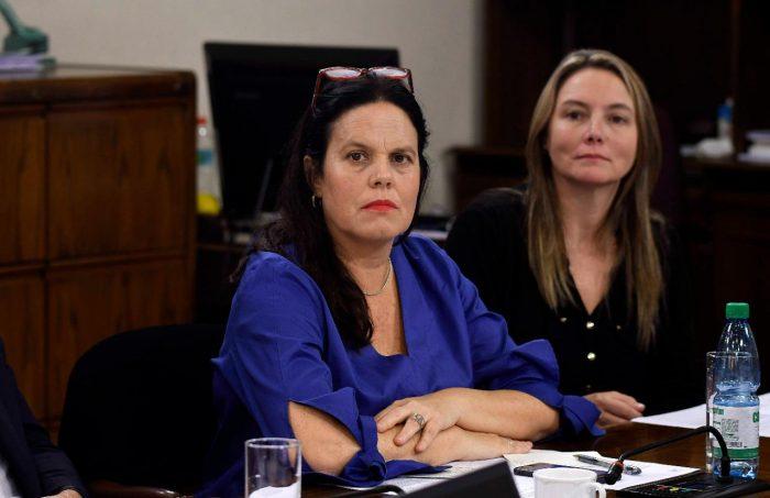 Diputada Maya Fernández llama al intendente de Santiago a presentarse ante la comisión investigadora de DD.HH de la Cámara de Diputados