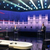 Negando al gobierno, sin mencionar a Piñera y endosándose peyorativamente a Larroulet, los candidatos de Chile Vamos tuvieron un primer debate dónde nadie se movió de su guión