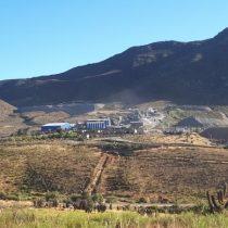 Gope trabaja en rescate de dos personas desaparecidas tras derrumbe en mina en Ovalle