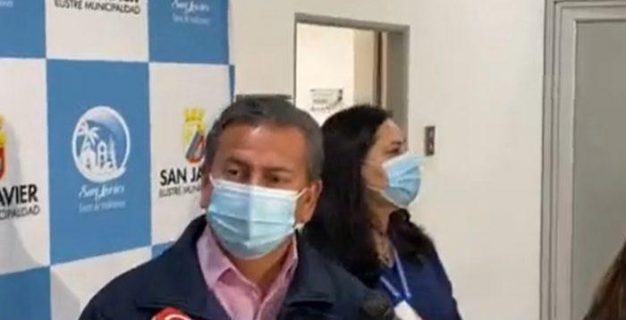 Municipio de San Javier desmiente al Minsal por caso de variante Delta: no realizó cuarentena y hay contactos estrechos