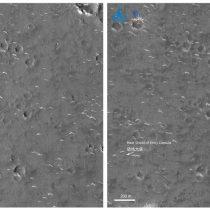 China publica nueva imagen de Marte tomada por la sonda Tianwen-1