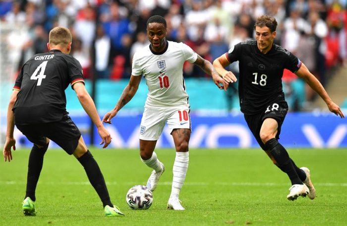 Inglaterra triunfa 2-0 y deja fuera a Alemania de la Eurocopa