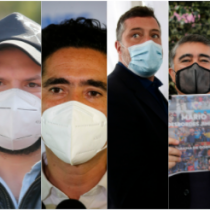 Franja electoral: candidatos de Apruebo Dignidad y Chile Vamos se jugaron sus primeras cartas en horario prime y desatan ola de comentarios