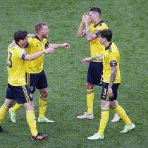 Eurocopa: Suecia supera por el mínimo a Eslovaquia con Isak como figura del partido