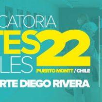 Convocatoria de Artes Visuales de CC de Puerto Montt