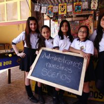 Cinco liceos técnicos participarán en concurso de cooperativas escolares