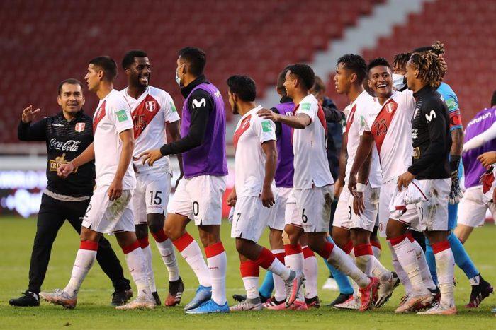 Eliminatorias rumbo a Qatar 2022: Perú da la sorpresa y triunfa 2-1 en Ecuador