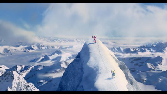 Cortometraje «El Niño y la Montaña»