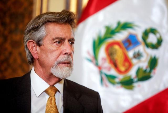 Nueva polémica en Perú por llamada del Presidente Sagasti a Vargas Llosa