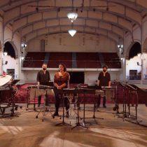 Ensamble de Percusiones Usach homenajea a Joane Florvil