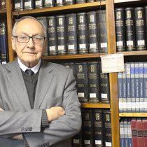 """Miguel Castillo Didier, candidato a Premio Nacional de Humanidades: """"En el exilio comprendí mejor a los poetas griegos"""""""